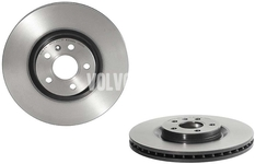Predný brzdový kotúč (322mm) SPA S60 III/V60 II(XC) S90 II/V90 II(XC) XC60 II