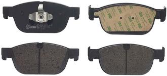 Predné brzdové platničky (345/366mm kotúč) SPA S60 III/V60 II(XC) S90 II/V90 II(XC) XC40/XC60 II/XC90 II