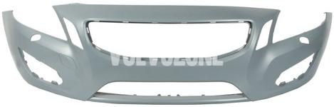 Predný nárazník s otvormi na ostrekovače P3 (-2013) S60 II/V60