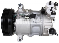 Kompresor klimatizácie 4 valec 1.5/2.0 (2014-) P1/SPA bez Twin Engine (Variant code BA01)