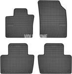 Gumové rohože SPA XC90 II - čierno-sivé