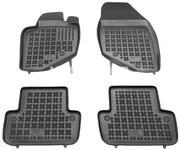 Gumové rohože s vysokým okrajom P2 S60/V70 II/XC70 II - čierno-sivé