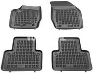 Gumové rohože s vysokým okrajom P2 XC90 - čierno-sivé