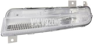 Predné obrysové svetlo/denné svietenie PW19W ľavé P1 V40 II
