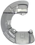 Ochranný plech predného brzdového kotúča ľavý P2 S60/S80/V70 II/XC70 II, XC90 (316mm kotúč)