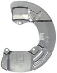Ochranný plech predného brzdového kotúča pravý P2 S60/S80/V70 II/XC70 II, XC90 (316mm kotúč)