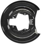 Ochranný plech zadného brzdového kotúča ľavý/pravý P2 S60/S80/V70 II/XC70 II