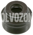 Gufero ventilu, vnútorný priemer 6mm x40, P80, P1, P2, P3
