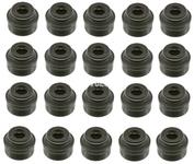 Guferá ventilov (sada 20x) vnútorný priemer 6mm P80, P1, P2, P3