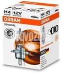 Osram H4 halogénová dvojvláknová žiarovka