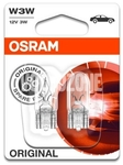 Osram W3W žiarovka 2ks