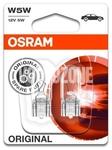Osram W5W signalizačná žiarovka 2ks