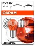 Osram PY21W signalizačná žiarovka 2ks
