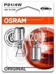 Osram P21/4W signalizačná žiarovka 2ks