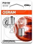 Osram P21W signalizačná žiarovka 2ks
