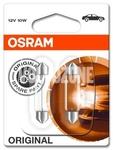 Osram C10W 41mm sufitová signalizačná žiarovka 2ks