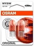Osram WY5W signalizačná žiarovka 2ks