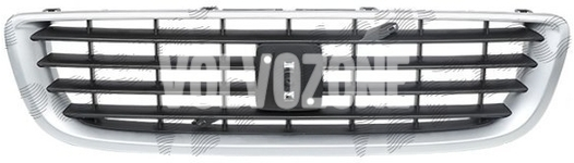 Mriežka chladiča P1 (2008-2010) S40 II/V50 bez emblému