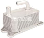 Chladič motorového oleja 5 valec 2.4D/D5 P1 (-2010), P3 (-2009)