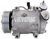 Kompresor klimatizácie P3 1.6D2 S60 II (CH 80482-, FC 21 CH -198772, FC 22 CH -197019)/V60 (CH 37701-111408)
