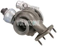 Turbo 5 valec 2.0 D3/D4 P1 C30/C70 II/S40 II/V40 II(XC)/V50 P3 S60 II/V60/XC60 S80 II/V70 III/XC70 III