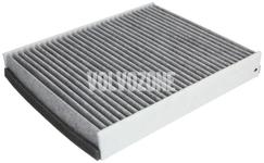 Kabínový filter P1 V40 II(XC) (uhlíkový)