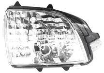 Smerovka spätného zrkadla pravá P2 (2007-) XC70 II/XC90, P3 XC70 III